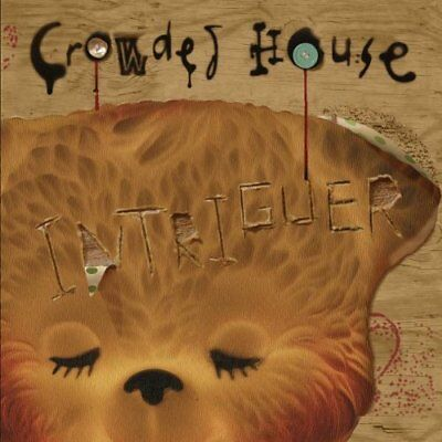 Crowded House - Intriguer - Crowded House CD 6WVG The Cheap Fast Free Post