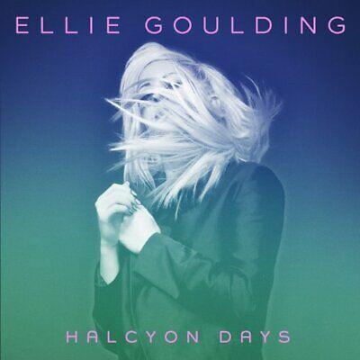 Ellie Goulding - Halcyon Days - Ellie Goulding CD AGVG The Cheap Fast Free Post