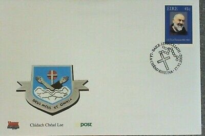 Ireland Postage Stamp 2002  First Day Cover
