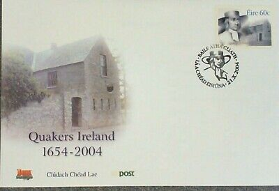 Ireland Postage Stamp 2004  First Day Cover