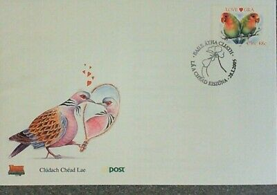 Ireland Postage Stamp 2005 First Day Cover