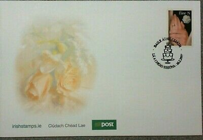 Ireland Postage Stamp 2007 First Day Cover