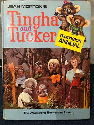 Tingha and Tucker Annual 1969 Gerry Anderson