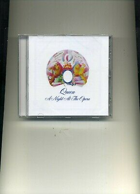 Queen - A Night At The Opera - 2011 Digital Remaster - New Cd!!