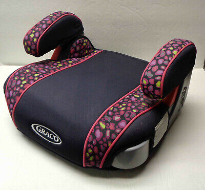 Graco Turbo Booster Child's Booster Seat Model 1829474!