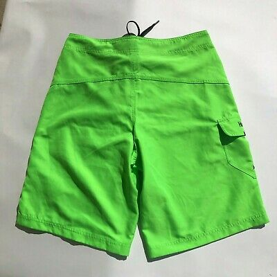 04fd602403 HURLEY MENS BOARD Shorts Swim Surf Trunks Green Size 32 - $14.88 ...