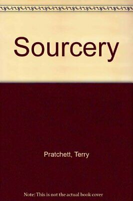 Sourcery by Pratchett, Terry Paperback Book The Cheap Fast Free Post