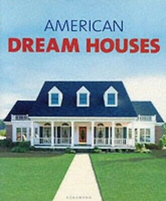 American Dream Houses (Art in Hand) by Concept House Plans Gmbh Paperback Book