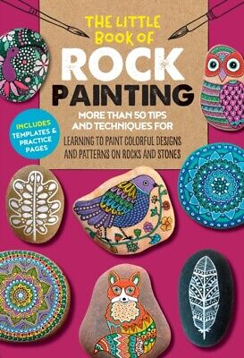 Little Book Of Rock Painting