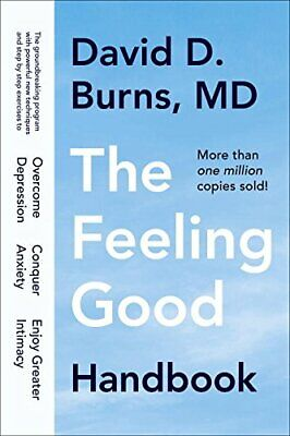 The Feeling Good Handbook by David D Burns 0452281326 The Cheap Fast Free Post
