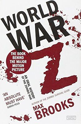 World War Z by Brooks, Max 0715637037 The Cheap Fast Free Post