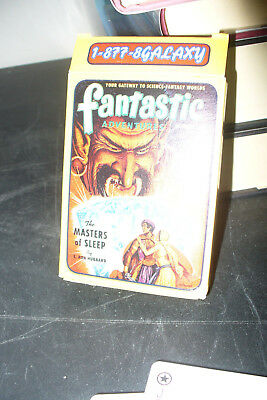 Fantastic Adventures Playing Cards