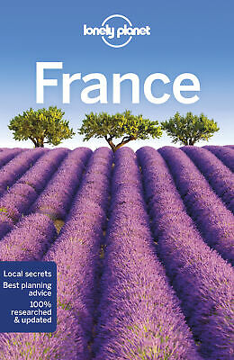 Lonely Planet France 13 Travel Guide 2019 BRAND NEW 9781786573797