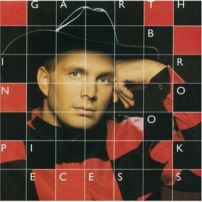 Garth Brooks - In Pieces - Garth Brooks CD C2VG The Cheap Fast Free Post
