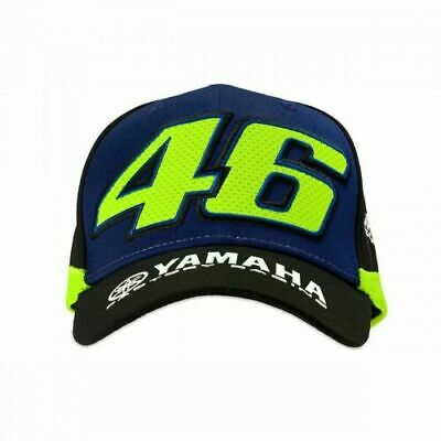 NEW Genuine Yamaha 2019 Valentino Rossi Moto GP VR 46 Yamaha Team Cap Hat