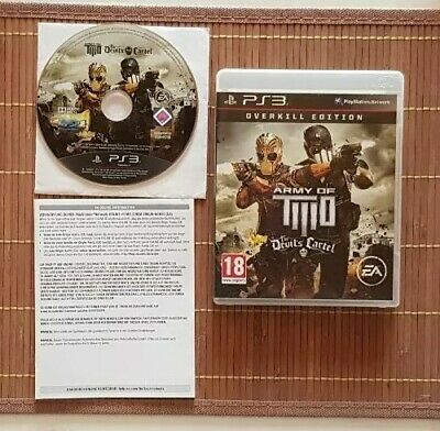 Sony PS3 Playstation 3 Spiel * Army of Two 3 The Devils Cartel