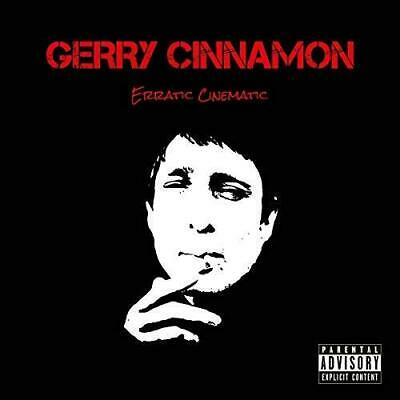 Gerry Cinnamon - Erratic Cinematic - Red (NEW VINYL LP)