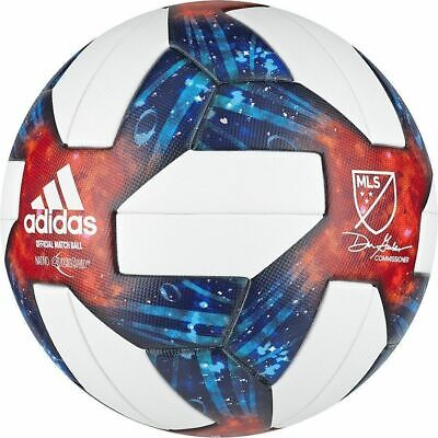 New Adidas 2019 Mls Major League Soccer Omb Official Match