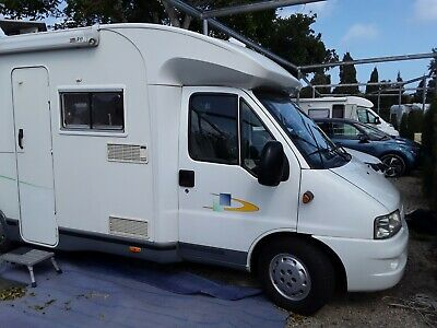 Camper Chausson Welcome 70