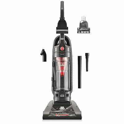 Hoover WindTunnel 2 High Capacity Bagless Upright Vacuum, Black | UH70800