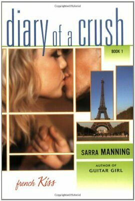 Complete Set Series - Lot of 3 Diary of a Crush books by Sarra Manning