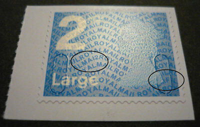 2012 SG U3032 (ex U2970) 2nd NVI Large - Code MA12 / MFIL  from Booklet of Four