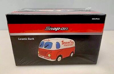 New Snap-on Ceramic Bank Collectible SSX17P121