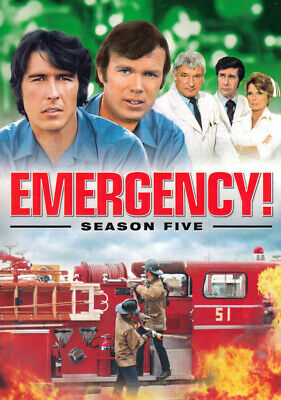 Emergency - Season 5 (Keepcase) (Dvd)