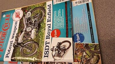 2008 - 2010 Classic Bike / motorcycle 20 magazines * MAN CAVE Motorcycle reading