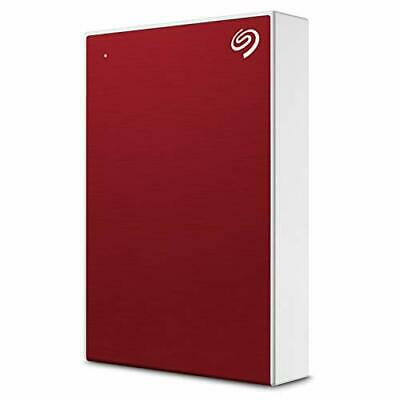 Seagate STHP5000403 5tb Backup Plus Portable Red Ext