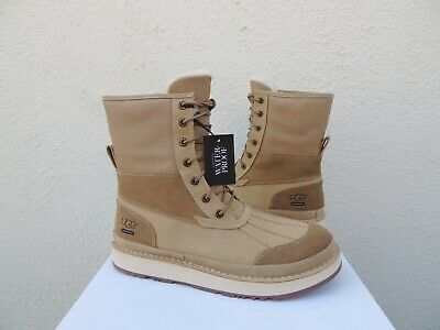 14ed9d1a0f2 UGG 2018 AVALANCHE Hiker Water-Proof Leather Winter Boots, Men Us 11 ...