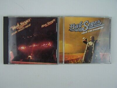 Bob Seger & The Silver Bullet Band 2xCD Lot #1