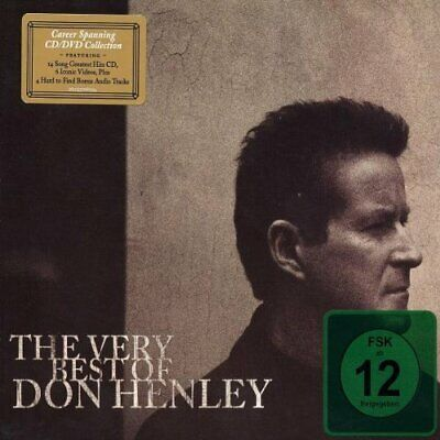 Don Henley - The Very Best Of Don Henley - Don Henley CD 0KVG The Cheap Fast The