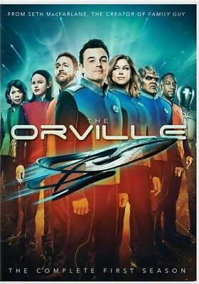 The Orville: The Complete First Season (DVD,2018)