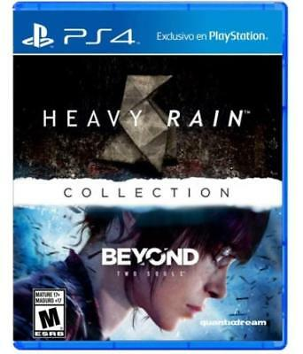 Quantic Dream Collection (Heavy Rain & Beyond Two Souls) (PlayStation 4)