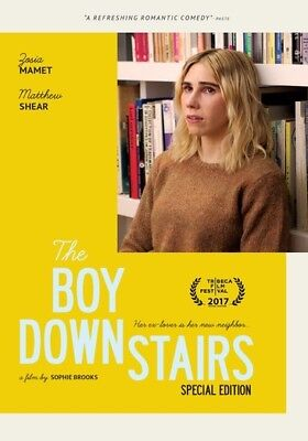 The Boy Downstairs (DVD,2016)