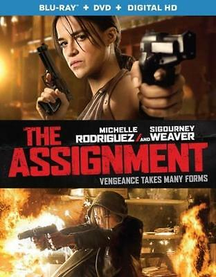 The Assignment (DVD,2017)