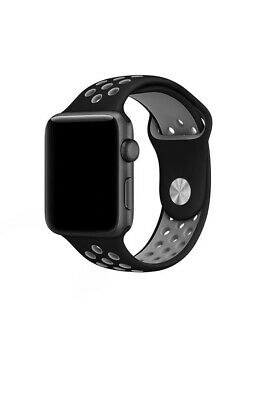 Apple Watch Nike+ Series 4/3/2/1 Replacement Silicone Watch Band Sport 42mm/44mm