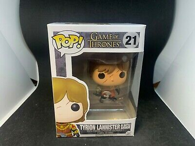 Funko Pop Game of Thrones #21 Tyrion Lannister in Battle Armor