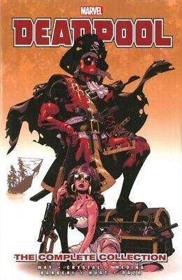 Deadpool by Daniel Way: The Complete Collection Volume 2 (Deadpoo...