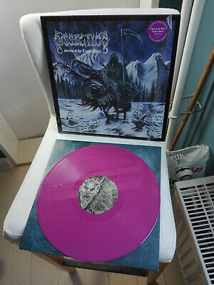 DISSECTION limited 500 purple Vinyl LP Storm Of The Light`s Bane (2014)