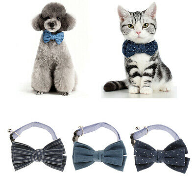 Adjustable Cowboy Tie Dog Cat Pet Puppy Grooming Bow Tie Necktie Clothes