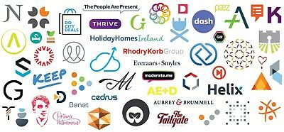 Custom Logo Design For Your Business + Unlimited Revision + Same Day Delivery