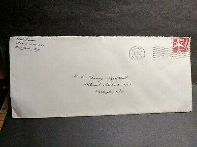 FPO 537 Navy Branch 17049 1961 NAVAL Cover