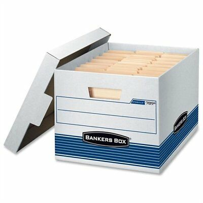 Bankers Box Stor/file - Letter/legal - Taa Compliant - 550 Lb - Stackable -