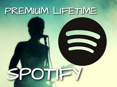 Spotify Premium Lifetime - Private - Instant delivery - Warranty