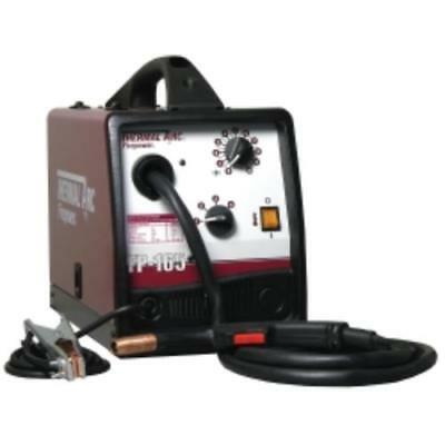 Firepower 1444-0328 165 Amps Mig/flux Cored Welding System (14440328)