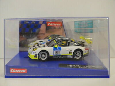 2 ) Carrera Digital 132 30780 Porsche 911 GT3 RSR Manthey Racing Livery OVP