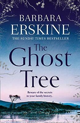 The Ghost Tree by Erskine, Barbara Book The Cheap Fast Free Post