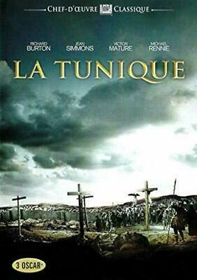"DVD ""La Tunique"" Richard Burton  NEUF SOUS BLISTER"